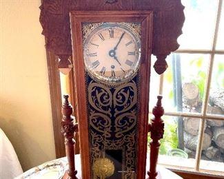 INC Gingerbread Clock $345