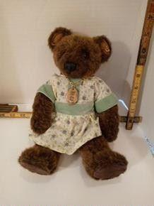 Little Folk Bear.  Made in England.