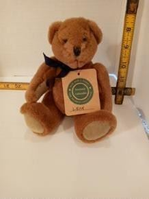 """Leon"" Boyd's Bear.  Archive collection"