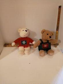 Hallmark Collectible Bears.