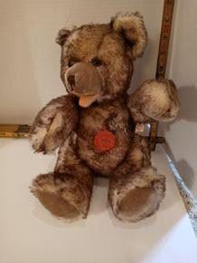 Hermann Original Teddy.  Old German bear.  NR1637 Coburg.