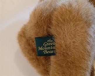 Green Mountain Bear 1993.  Mary Meyer