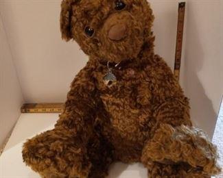 Ben's Bear.  Hugo Jr.  X large