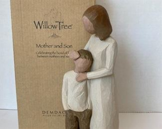 """Willow Tree """"Mother and Son"""""""