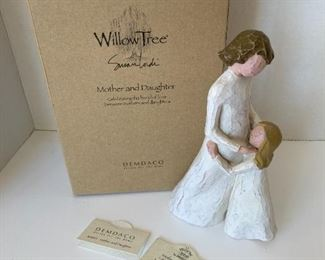 """Willo Tree """"Mother and Daughter"""""""