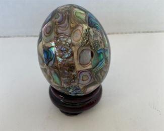 Small Alabaster Egg