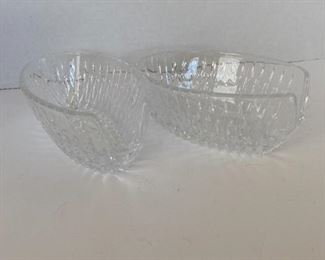 Glass spoon rests