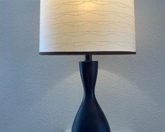 Pair of nice modern lamps