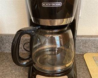 Black and Decker Coffee Pot