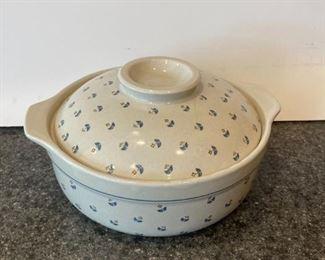 Vintage casserole dish