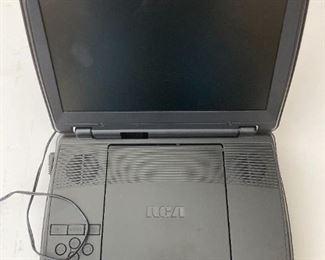 RCA DVD video player