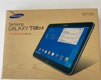 Samsung Galaxy 4 tablet