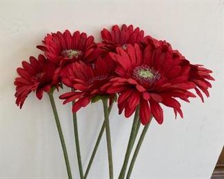 Variety of Artifiical flowers