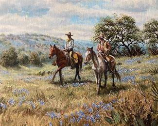 Renne Hughes cowboys
