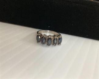 Beautiful Sapphire ring