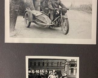 031r3 1937 German Military Photo Album