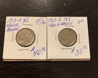 002 1913D EF  AU Buffalo