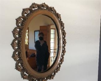1970's mirror