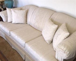 Beautiful Thomasville Upholstered Sofa