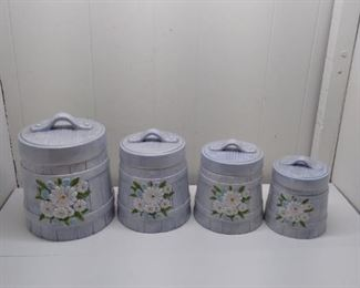 daisy canisters