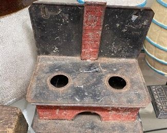 Old Toy Stove