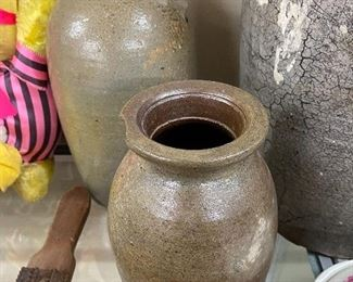 Salt Glaze Pottery
