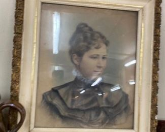 Victorian Framed Photograph