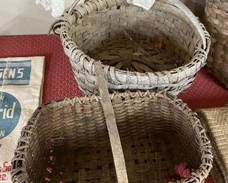 Oak Baskets