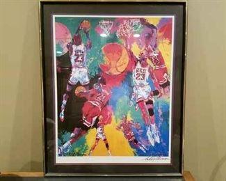 Michael Jordan print