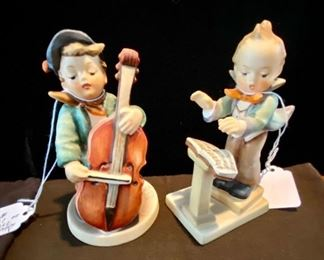 Sweet Music #186 5 inches $56.00 and Band Leader #129, 4.5 inches $38.00