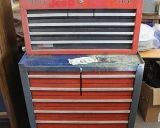 61Craftsman Toolbox