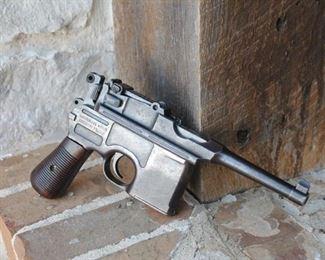 87Broomhandle Mauser