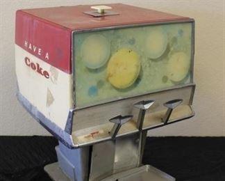 126Coca Cola Dispenser