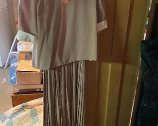 Vintage skirt outfit