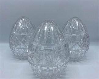Bohemia Crystal Eggs