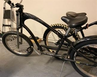 Electra Bicycle with 20 Wheels