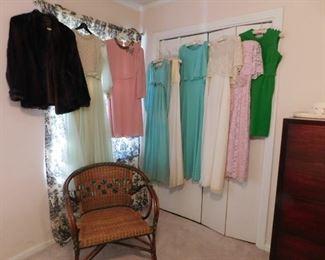 Vintage Clothing, Mink