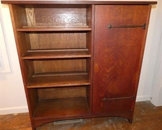 Gus Stickley china cabinet