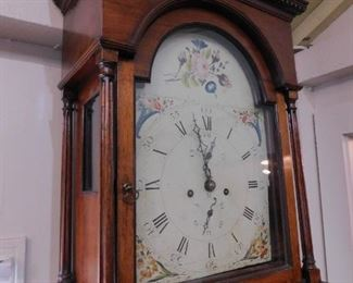 Early American tall clock