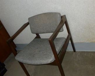 Another mid-century chair