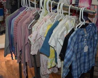 Brand new designer baby clothes