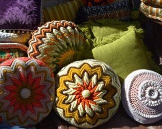 Mid-Century Pillows