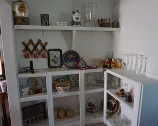 decor, Christmas, Owls , cookie jars