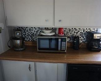 Mixer, Microwave