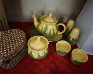 Shawnee Pottery--some chips