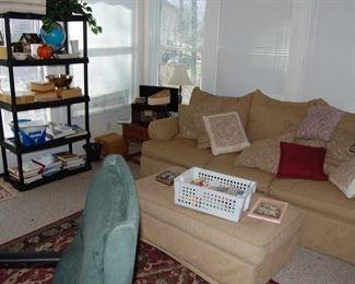 Sunroom sofa-clean