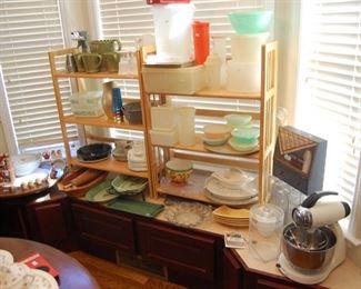 Tupperware, vintage blender