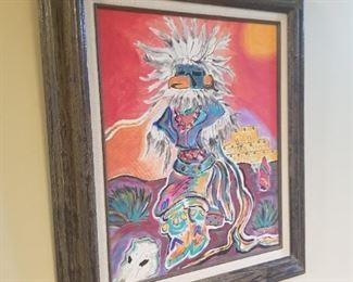 Wendy Perry original painting