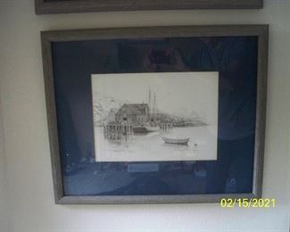 Art work - Lithograph