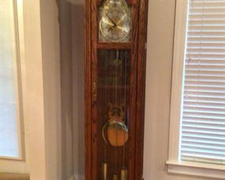 Beautiful Ridgeway Grandfather Clock